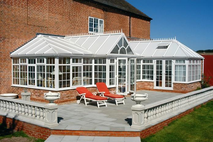 Brand Windows Ltd Conservatory Gallery